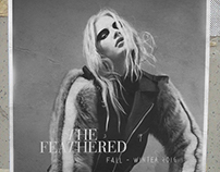 THE FEATHERED Fall-Winter 2016 Ad Campaign