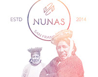Nunas Shoes Branding