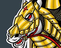 Vegas Golden Knight V2