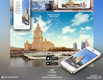 Royal Radisson Hotel in Moscow App