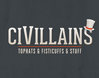 CiVillains Game Design