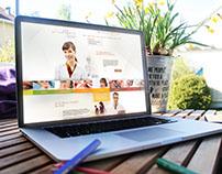 Vivant Blanc - Website Odontologia