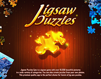 Jigsaw Puzzles - Mobile Game