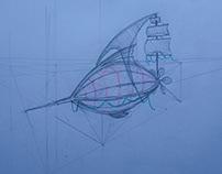 zeppelin design