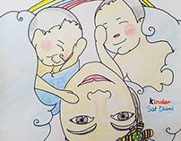 Kinder Süt Dilimi Anneler Günü 2015