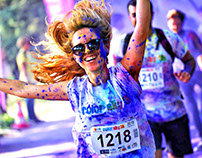Color Sky 5K - Design Sponsorship