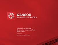 Qansou   Brand manual guideline