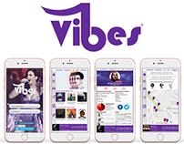 Vibes Music App