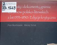 Polish-hebrew academic book.