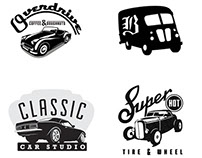Recent Logos by David Cran