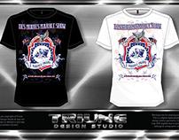 Des Moines Marble Show T-shirt