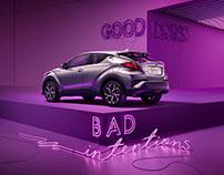 Toyota - Neon C-HR