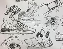 Sketching timelapse
