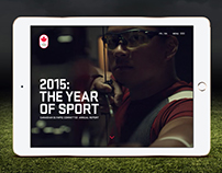Canadian Olympic Committee - Annual Report 2015