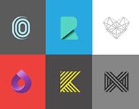 Logofolio _ Part I_ 2016