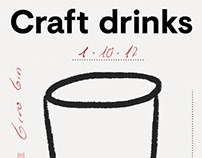7 Craft drinks