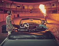 Mercedes Benz Classic Magazine / Europapark - W111