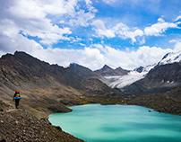 Kyrgyzstan, land of mountains
