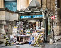 France Travels - Judith Pishnery