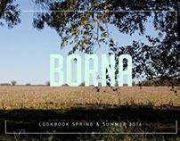 LOOKBOOK BORNA SS16