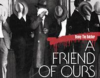 BENNY THE BUTCHER - A Friend Of Ours - LP Vinyl