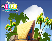Game of Life:Vacations