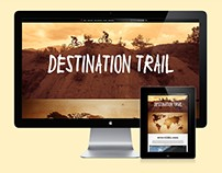 Specialized Bikes - Destination Trail Branding