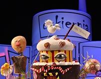 Hansel and Gretel - stage design