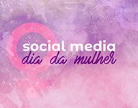 Social Media | Dia da mulher