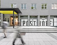 posthöfe visual identity