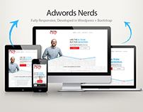 ADN | Wordpress | Bootstrap