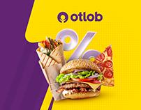 Otlob - Save More Campaign