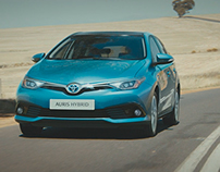 Toyota Auris Hybrid/Touring Sports