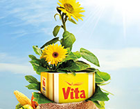 Vita Sunflower Oil