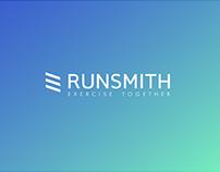Runsmith Application Logo