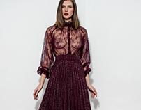 Lookbook winter2017 for Elena Mastrapa