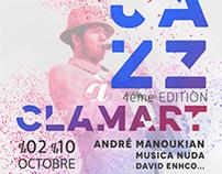 'Jazz à Clamart' 2015 | Poster contest