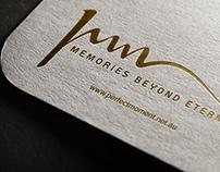 Photography Logo design - PM
