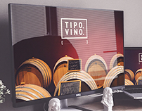 TIPO, VINO. il vino come brand identity