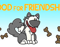 Food for Friendship - Animation
