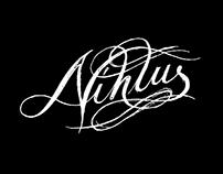 Nihlus - band branding