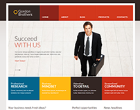 Management Drupal Theme