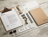 Corporate Identity / BTA Group