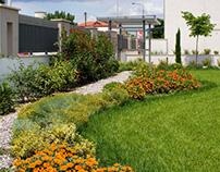Garden in Malgara, Thessaloniki, 2010-2011