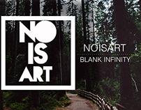 BLANK INFINITY-ALBUM COVER