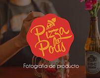 Pizzapolis - Fotografía Producto