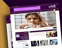 Website Design & Develop to Alpha News by onweb.ae