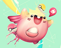 CHANSEY / POKEDEX ECUADOR