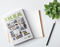 Ikea retail catalogue 24pages April 2017_Living room