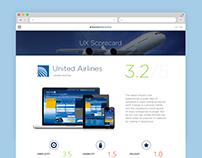 UX Scorecard